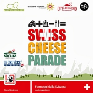 Partecipo a Swiss Cheese Parade